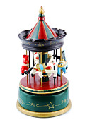 Whirligig Photos - Antique toy by Luis Santos