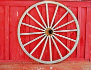 Judy Palkimas - Antique Wagon Wheel