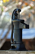 Bruce Gourley - Antique Water Pump