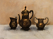 Antiques Paintings - Antiques by Masaad Amoodi