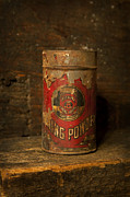 Bakery Art - Antiques - Royal Baking Powder Can by John Stephens