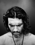 Movies Photo Metal Prints - Antonio Banderas Metal Print by Sanely Great