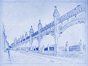 Justin Woodhouse - Antwerp Railway Bridge...