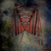 Gateway Digital Art - Aperture by Wendi Donaldson