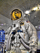Jason Abando - Apollo 11 Space Suit