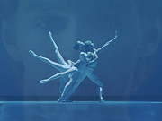 Ballet Dancers Photo Originals - Apollon by Ingrid Bugge