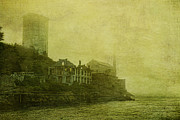 Alcatraz Metal Prints - Apparating Horrors Metal Print by Andrew Paranavitana