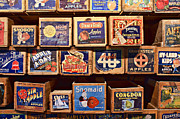 Apple Crates Framed Prints - Apple a Day Framed Print by Nikolyn McDonald