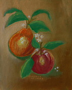 Johanna Bruwer - Apple and pear