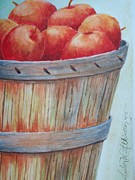 Amber Atkinson - Apple Basket