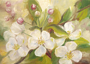 Lisa Strazza - Apple Blossoms 2