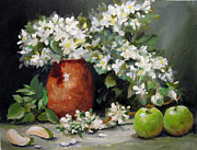Carol Hart - Apple Blossoms