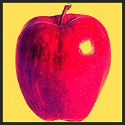 Lee Farley - Apple Pop Art