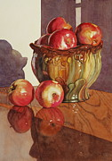 Jan Landini - Apple Reflections