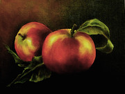 Alexandra Kopp - Apple Still Life