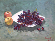 Apples Originals - Apples and Grapes by Ylli Haruni
