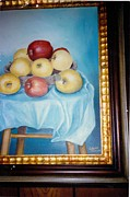 Anne-Elizabeth Whiteway - Apples by Daddy