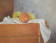 Mary Adam - Apples