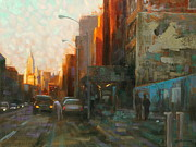 Chin H  Shin - Approaching Empire State...