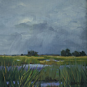 Barbara Benedict Jones - Approaching Storm