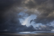 Storm Digital Art Prints - Approaching Storm Print by Ron Jones