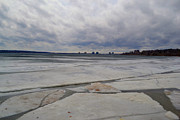 Lyle Crump - April At Kempenfelt Bay