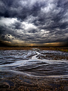 Phil Koch Framed Prints - April Showers Will Bring ....Mud Framed Print by Phil Koch