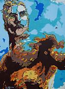 Aquaman - Reflections Print by Kelly Hartman