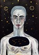 Aquarius Print by Hesi Glowacki