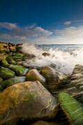 Best Sellers Prints - Aqueous Print by Ryan Hartson-Weddle