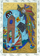 Angel Gabriel Mixed Media - Archangel Gabriel by Clarity Artists
