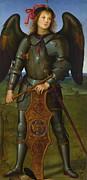 Perugino - Archangel Michael by Pietro Perugino