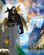 Warrior Danika - Archangel Michael