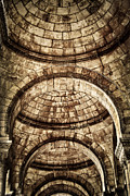 Ceiling Photos - Arches by Elena Elisseeva