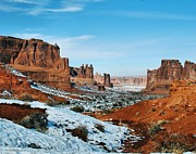Nancy Chambers - Arches National Park