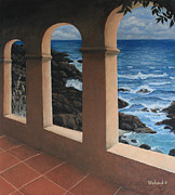 Tracy Roland - Arches Over The Ocean