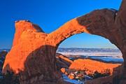Adam Jewell - Arches Sunset Orange