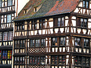 Dave Mills - Architecture In Alsace