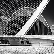 Architecture Valencia Vl Print by Erik Brede