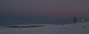Pekka Sammallahti - Arctic Moonset
