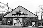 Small Towns Prints - Are You Lost Print by Paul Ward