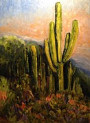 Sherry Harradence - Arizona Desert Blooms