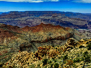 Grand Canyon Photos - Arizona - Grand Canyon 002 by Lance Vaughn