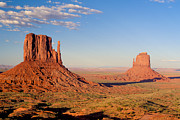 Rock Photos Posters - Arizona Monument Valley Poster by Anonymous