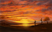 Sena Wilson - Arizona Sunset