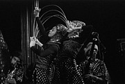 Sun Ra Arkestra Photos - Arkestra Dancers 1 by Lee  Santa