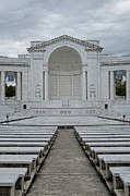 National Historic Landmark District Photos - Arlington Amphitheater by Susan Candelario