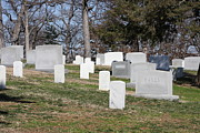 Cemetary Art - Arlington National Cemetery - 12126 by DC Photographer