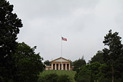 Lee Photos - Arlington National Cemetery - Arlington House - 01131 by DC Photographer