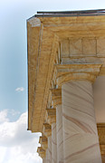 Arlington Metal Prints - Arlington National Cemetery - Arlington House - 12121 Metal Print by DC Photographer